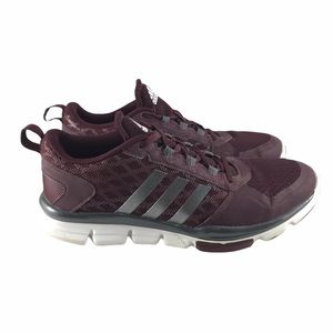 Adidas Speed Trainer Maroon Mens Shoes Size 8.5
